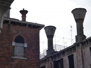 chimneys in Venice